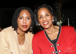 Marla Gibbs Daughter Marla gibbs and daughter.