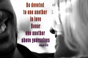 Christian Marriage Quotes And Sayings As christians we should live