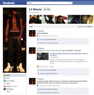 Lil Wayne Quotes Facebook Covers Weezy lil wayne quotes quotes