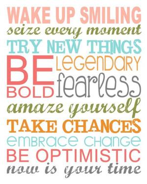 Wake Up Motivational Quotes