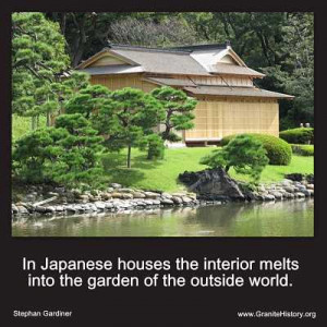 In Japanese art, space assumed a dominant role and its position was ...