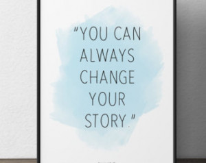 can always change your story, Dumbo, Disney Quote, Inspirational Quote ...
