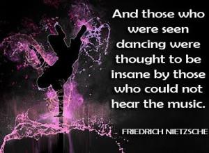 Dance quote famous