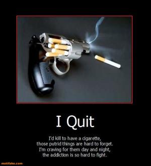 quit smoking quit smoking cigarettes gun addiction