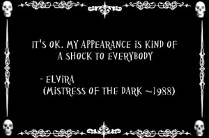 ... quote # eerie # gothic # dark # creepy # evil # scary # black # goth