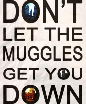 ... hogwarts, magic, morning, muggle, muggles, optimistic, potter, quote