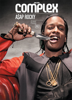 ASAP Rocky Tells Complex His Influence on Hip-Hop Even Reaches Kanye ...