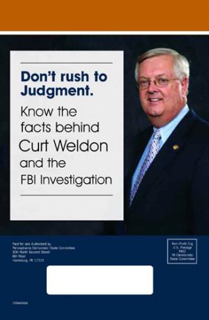 Curt Weldon