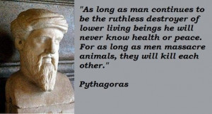 Quotes About Pythagoras