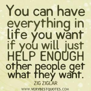 Quotes Zig Ziglar Life...