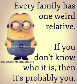 Despicable Minions Quotes