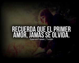 Quotes En Español De Amor http://spanishfrases.tumblr.com/page/4