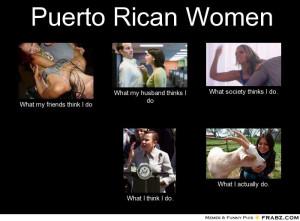 Puerto Rican Women Memes