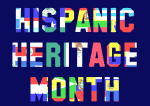 of Hispanic Heritage Month beginning with performances by Hispanic ...