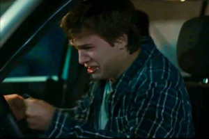You've had some very heavy scenes in both MW&C and TFiOS . How do you ...