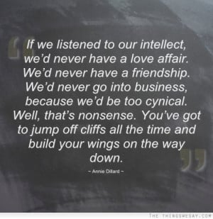 Cynical Quotes About Life We'd be too cynical