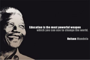 Nelson Mandela Quotes - Inspirational Quotes From Nelson Mandella