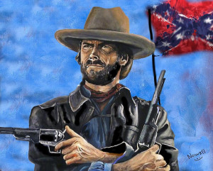 Clint Eastwood Outlaw Josey