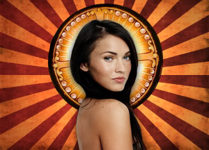 ... Lil; megan fox quotes on weed; OK, either Megan Fox is a damn