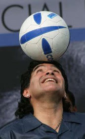 Diego Maradona famous quotes collection