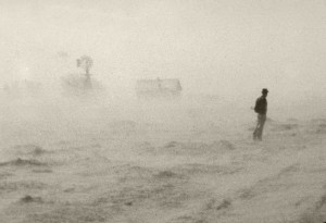 Wind Erosion during the Dust Bowl