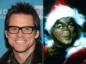 Jim Carrey, 'Dr. Suess' How the Grinch Stole Christmas'.