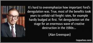 More Alan Greenspan Quotes