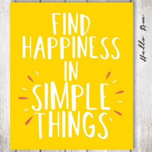 simple things by HelloAm #Inspirational words #Inspirational sayings ...