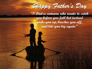Fathers Day Life Quotes Wallpaper