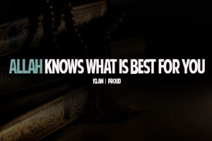 Akma, islamic-quotes: Allah knows