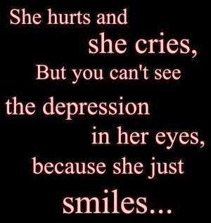depression hurts depressing quotes below are some depression hurts ...