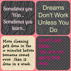 on Pinterest is my inspirational quotes board. I love finding quotes ...