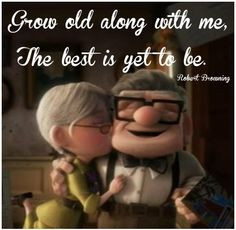 Up Movie Quotes Carl And Ellie Ellie & carl from the