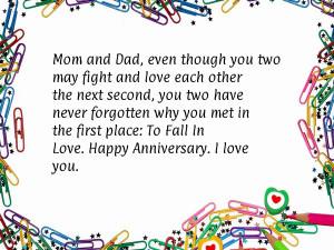 happy anniversary quote parents source http anniversaryquotes net ...
