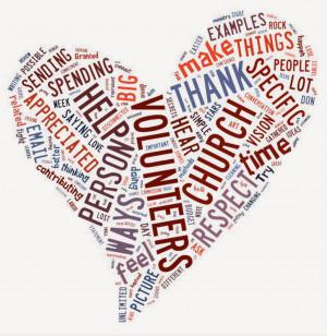 Volunteer Appreciation Quotes Your volunteers are precious.
