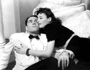 Henry Fonda, Barbara Stanwyck, The Lade Eve