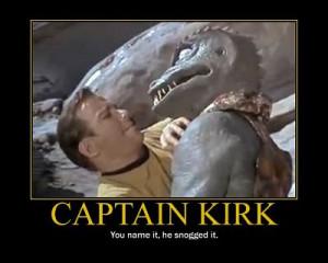 Star Trek Meets the RoadRunner