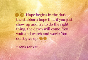Quotes That Give You Hope When You Need It Most