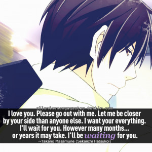 Most popular tags for this image include: anime, takano my dear