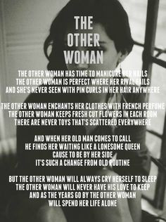 Lana Del Rey #LDR #The_Other_Woman More
