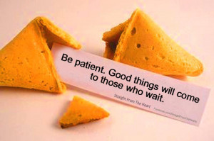 famous quotes patience is a virtue this icular quote is