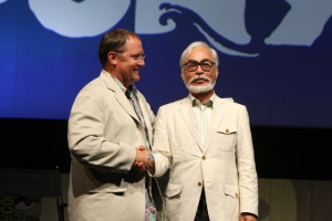 24 july 2009 names john lasseter hayao miyazaki john lasseter and ...