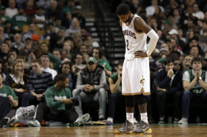 Cleveland Cavaliers vs. Boston Celtics: Quotes from Kyrie Irving, Dion ...