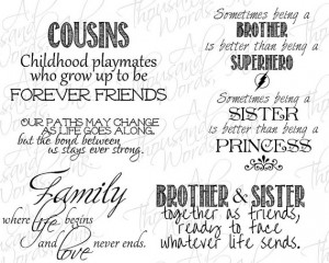 Scrapbooking Quotes Family