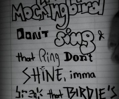 Back > Quotes For > Eminem Quotes From Mockingbird