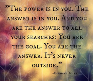 we hope you enjoyed this collection of eckhart tolle quotes and thank ...