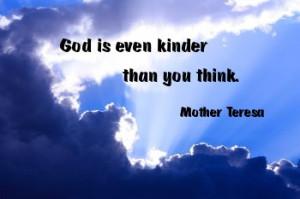 Faith Mother Teresa Quotes Trust Kootation