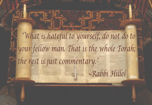 Quotes by Rabbi Hillel