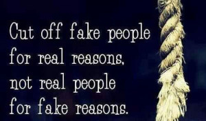 Fake Hoes Quotes Fake people ... quotes