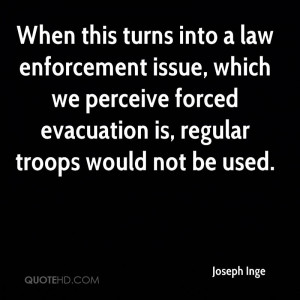 Law Enforcement Inspirational Quotes